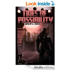 Tides of Possibility a book of stories and poems including Doug D'Elia's Poems