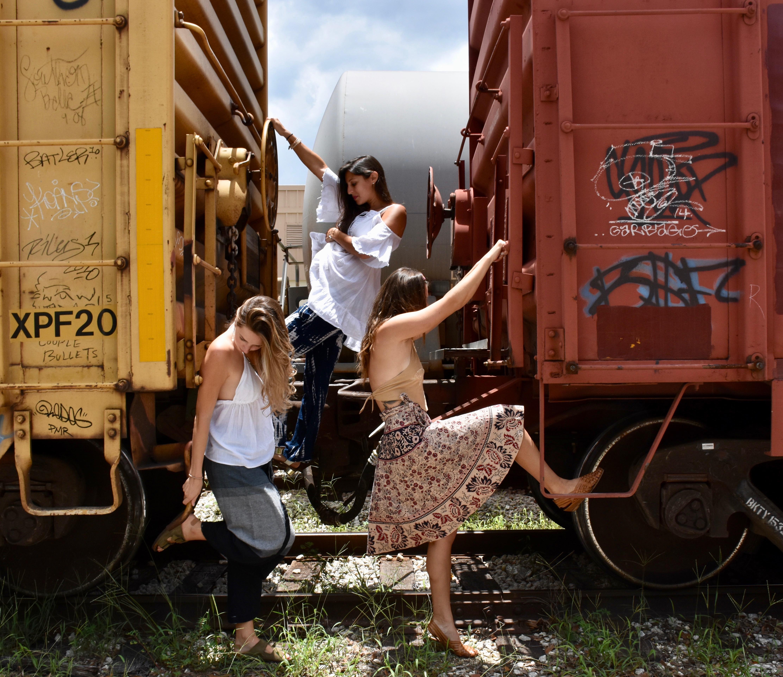 train trio